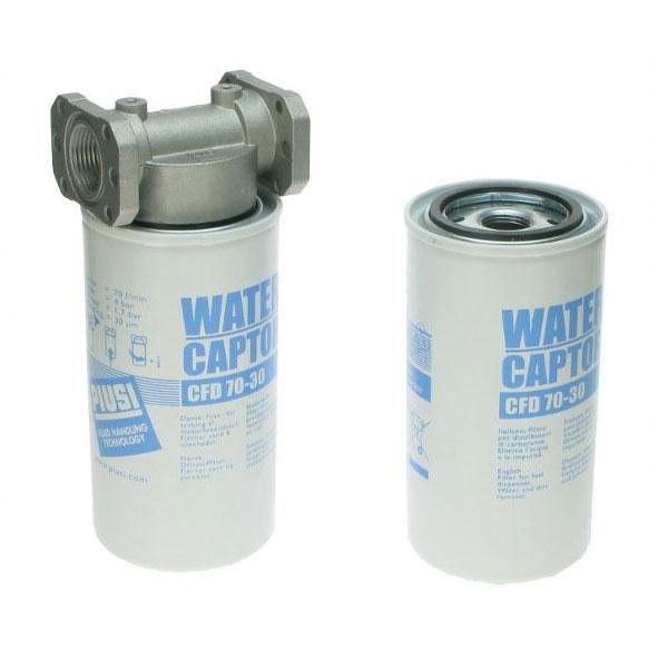 WATER-CAPTOR
