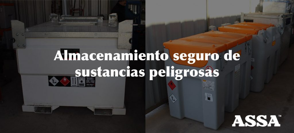 almacenamiento seguro-ASSA