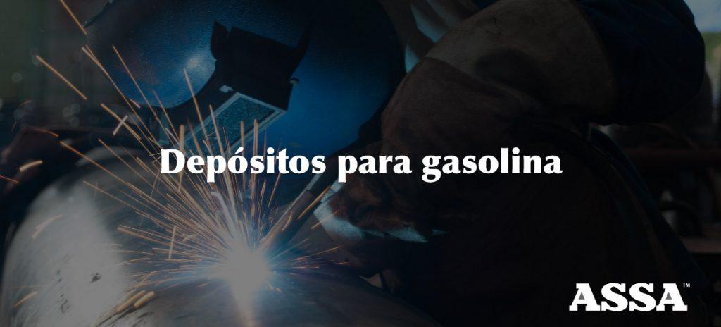 depositos para gasolina