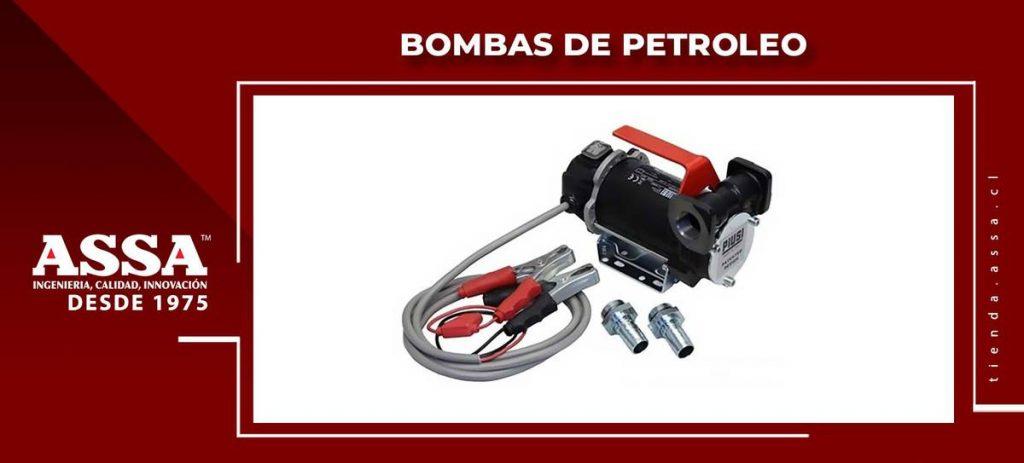 Bombas de petroleo