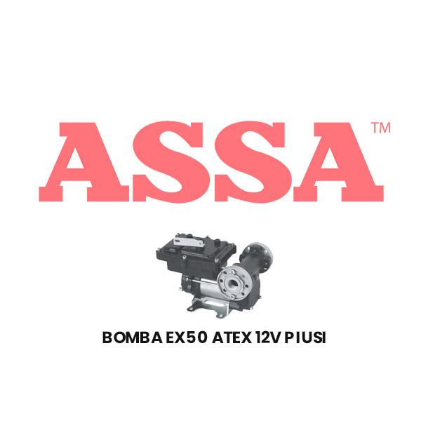 REPUESTO BOMBA EX50 PIUSI
